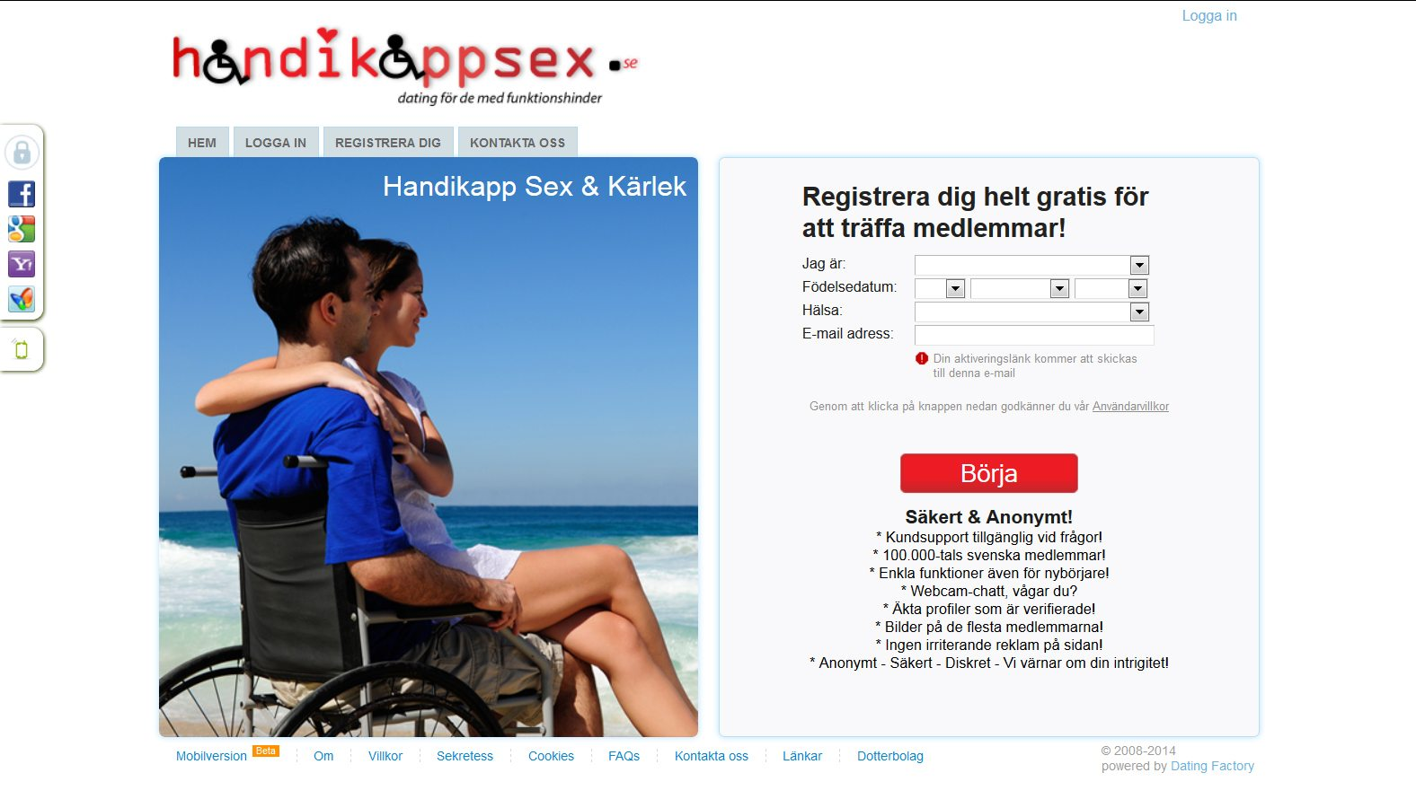 internet dating gratis  klipp