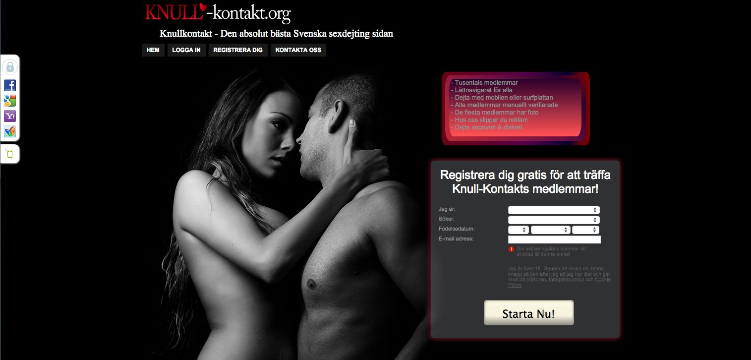 gruppsex dating site