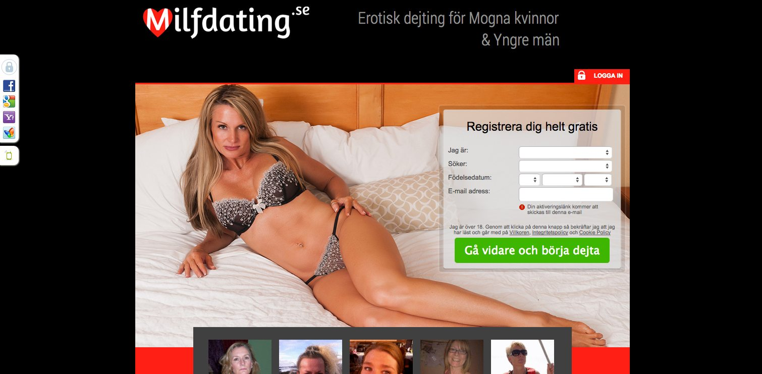 Dating gratis ingen