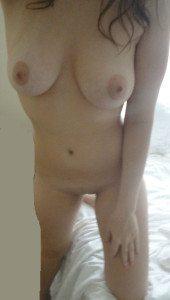 jag naken och kåt