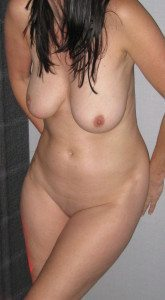 jag naken men lite blyg